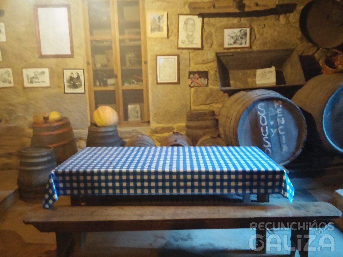 Taberna O Papuxa Ribadavia Ourense Recunchiños Na Galiza Turismo Lugares