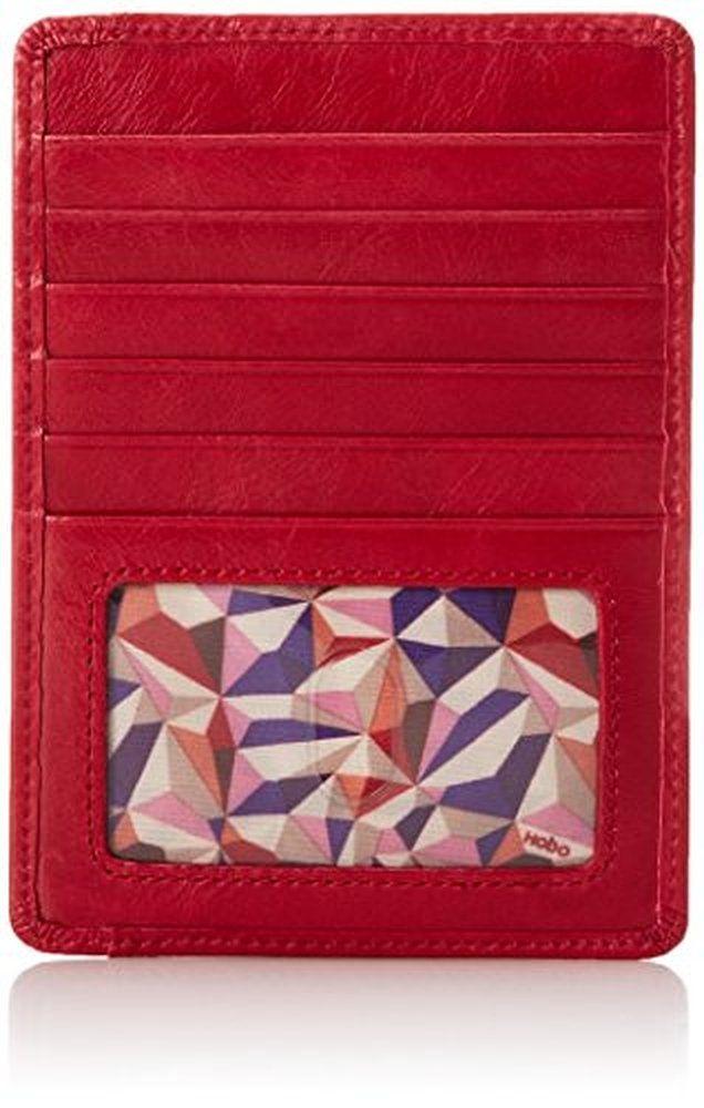 wholesale dealer d43c1 8528c HOBO Vintage Euro Slide Credit Card Holder | wallets | Wallet, Card ...