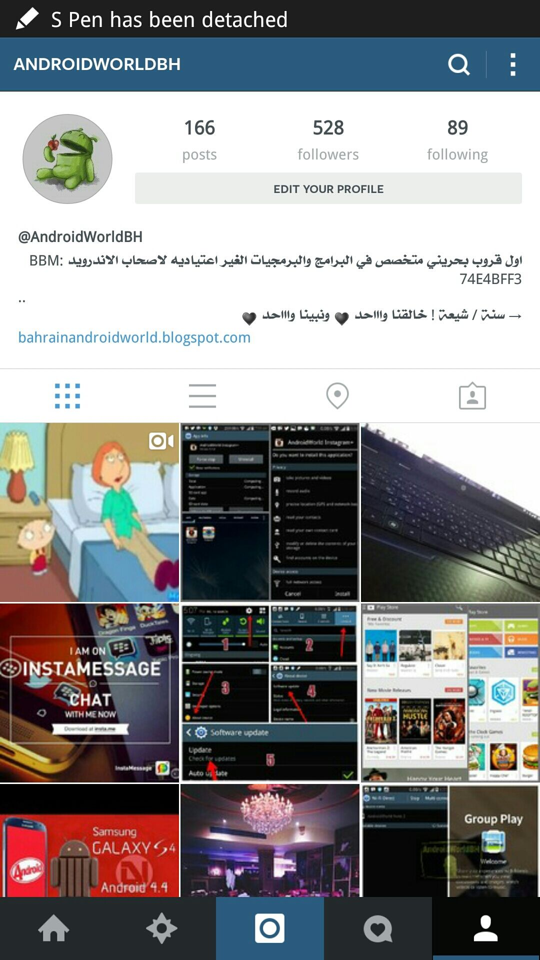 [APP][2.2+] INSTWOGRAM Two Instagram Accou… Android
