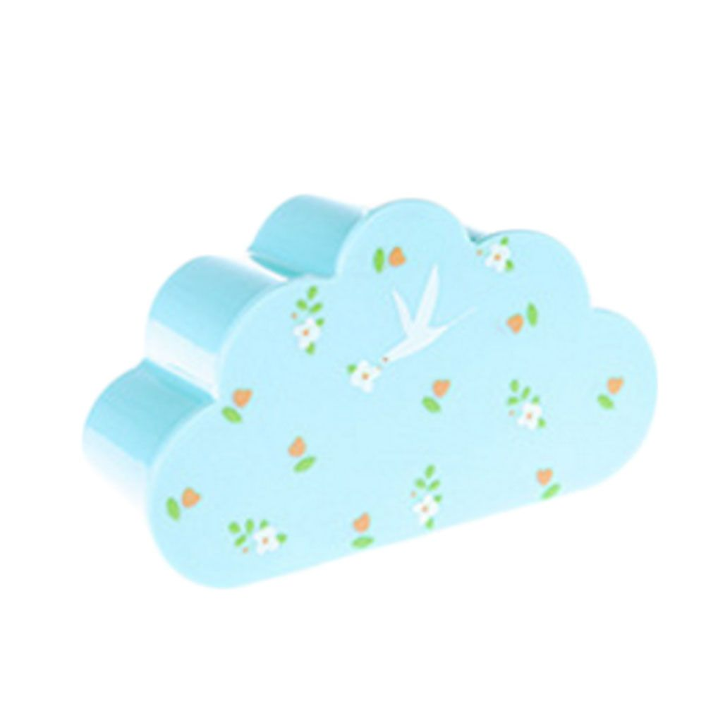 1 PC Hooks Suction Cup Wall Mount Toothbrush Holder Cute Clouds ...