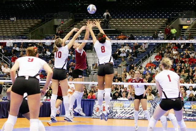 Top 5 Tips For Being Recruited In College Volleyball Coaching Volleyball Volleyball College Recruiting