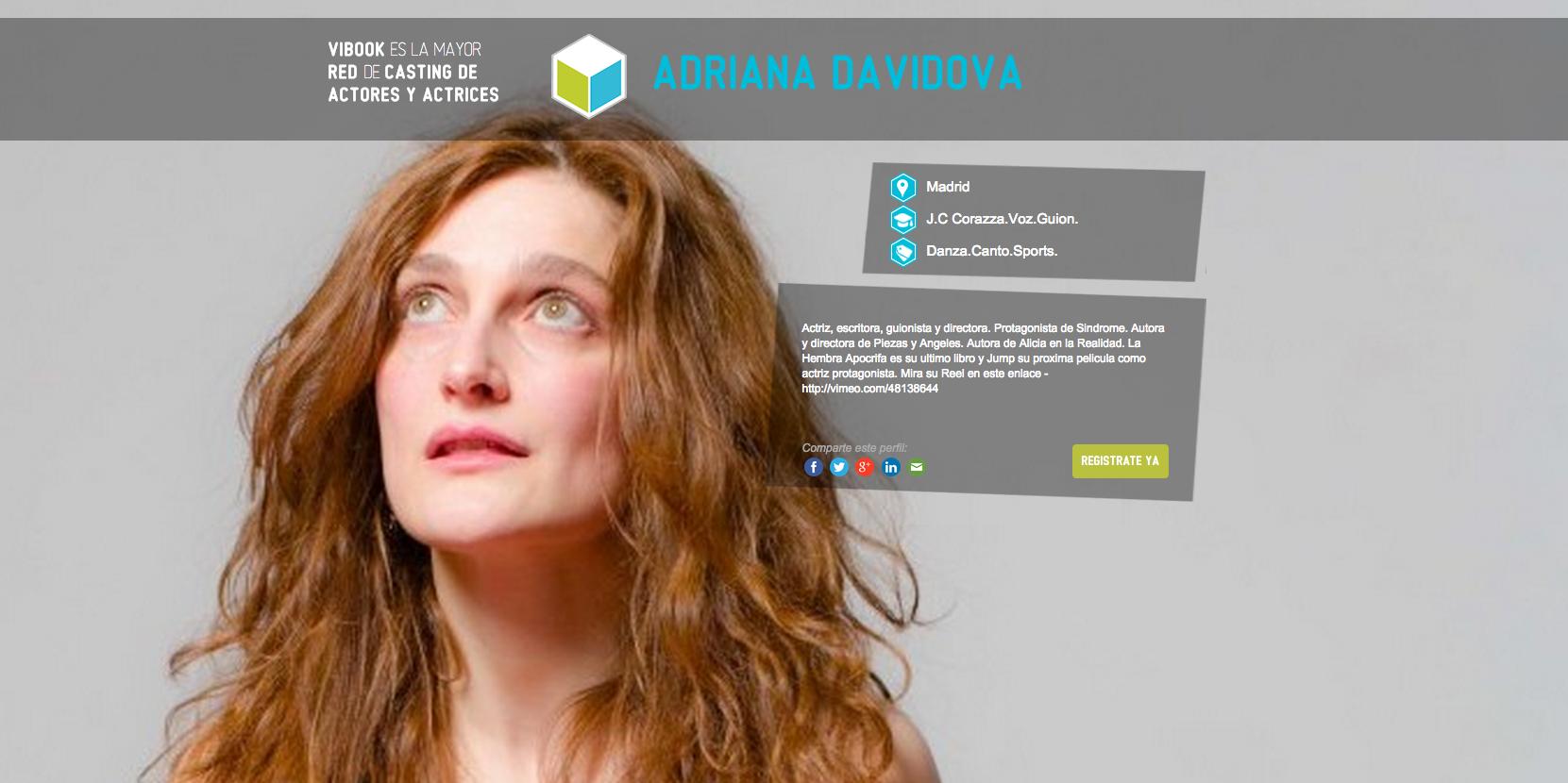 Adriana Davidova