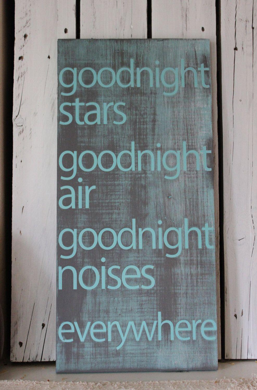 Pics For Goodnight Stars Goodnight Air Goodnight Noises