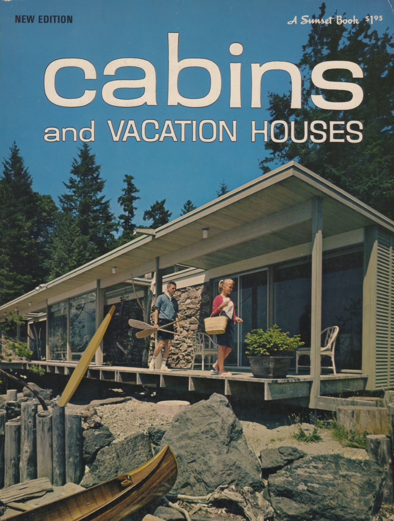 Cabins and Vacation Houses (A Sunset Book). Lane, 1967 ... on vacation home plans, houzz home plans, paris home plans, summer home plans, diy home plans, garden home plans, dwell home plans, this old house home plans, house beautiful home plans, hgtv home plans, family home plans, landscape architecture home plans, architectural digest home plans, country living home plans,