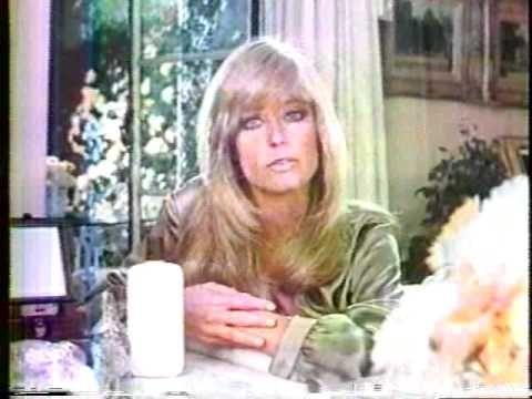1979 Farrah Fawcett Shampoo Commercial