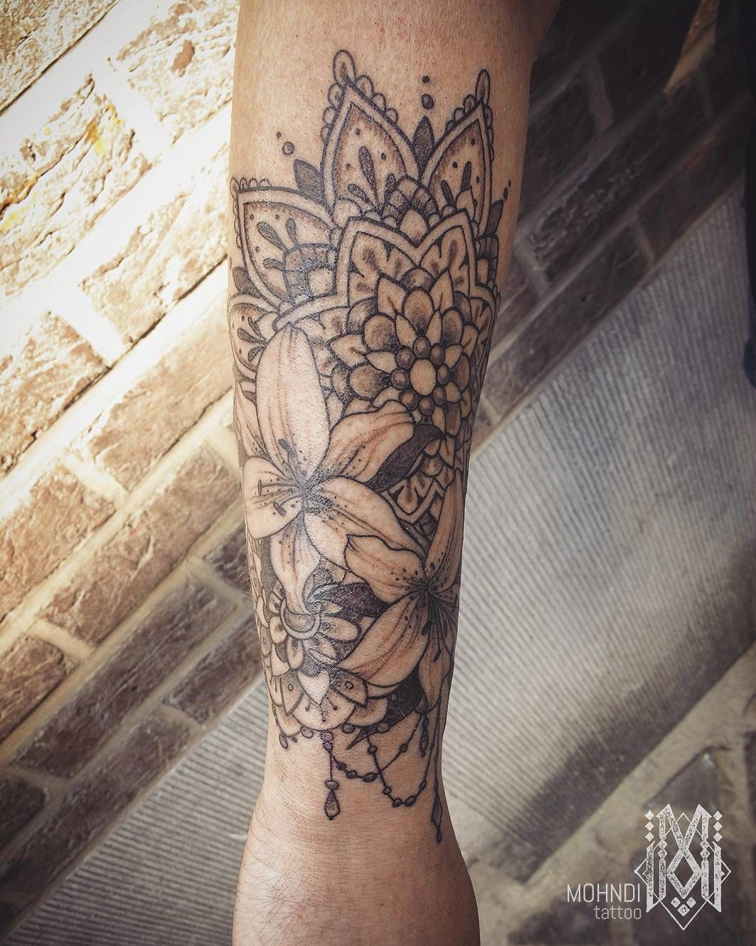 Lilydala ornamental jewels mandalas lily flowers by mo mohndi lilydala ornamental jewels mandalas lily flowers by mo mohndi tattoo izmirmasajfo