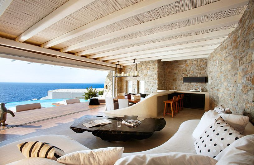 2-Bedroom Diamond Mykonos Villa with Pool | Cavo Tagoo ...