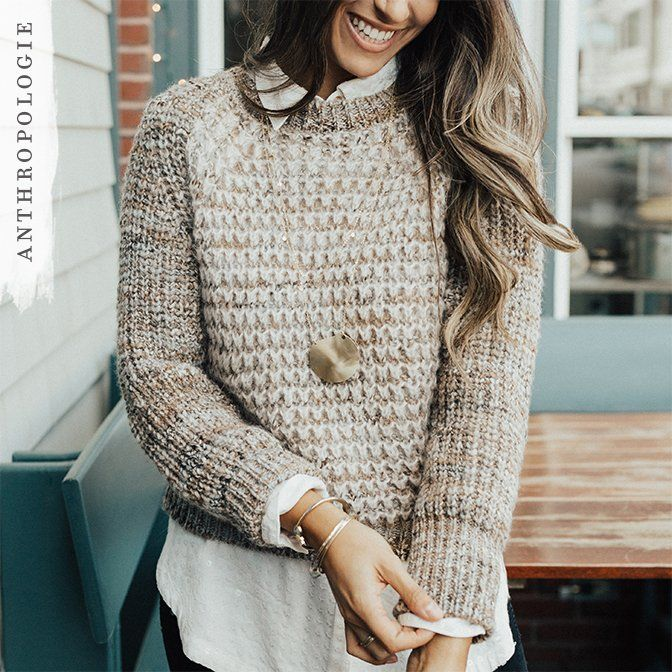 Shop fall sweaters and essentials | Anthropologie | Fall Outfits ...