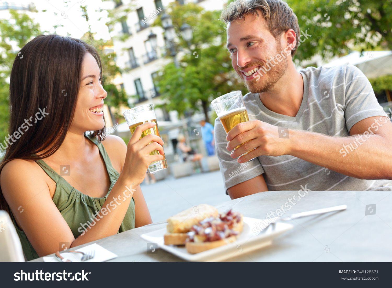 dating i Madrid Spanien Janine Wilson dating Chris Evans