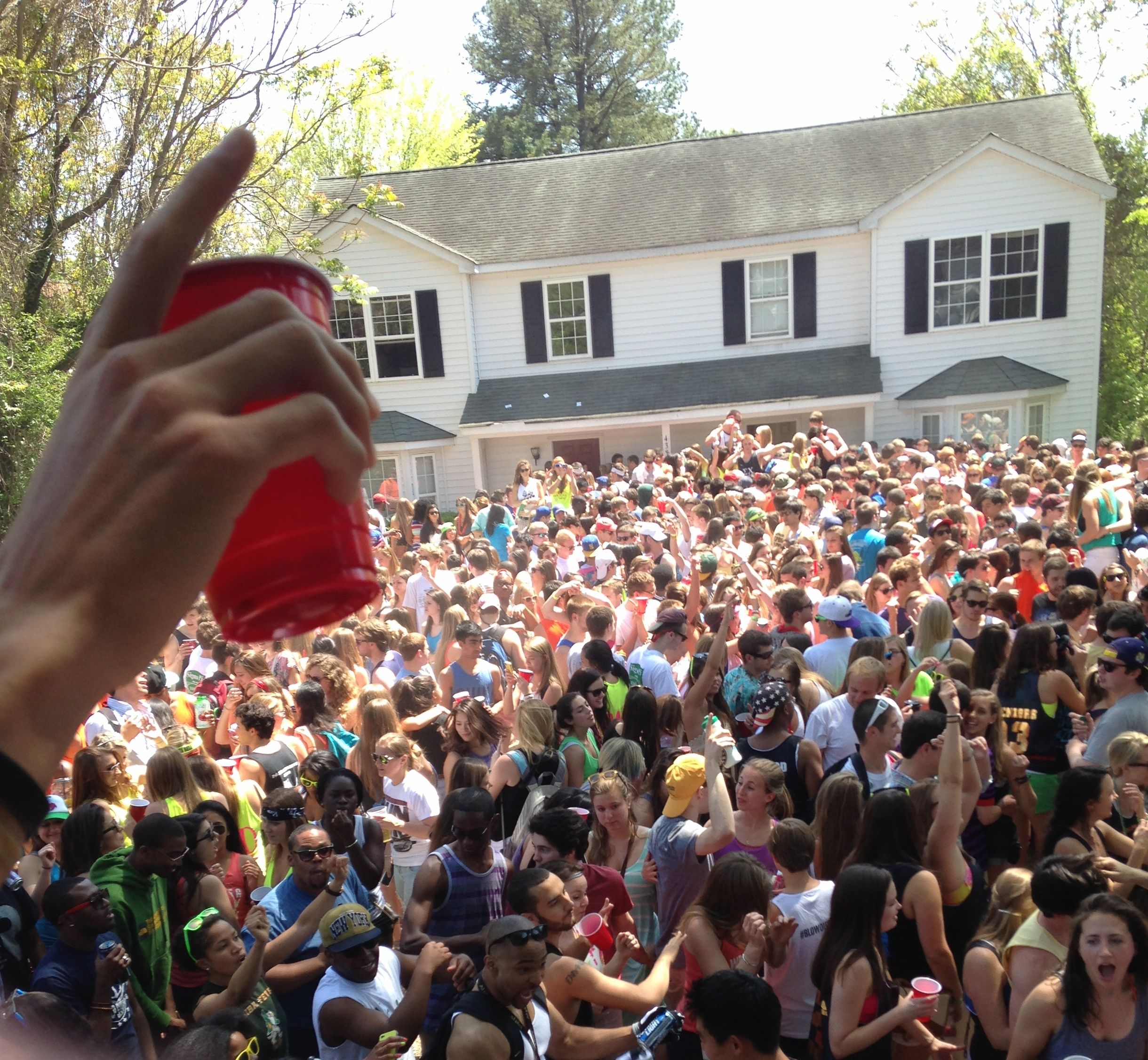 Just A Drink With Some Friends Tfm  Sorry For Partying -6373