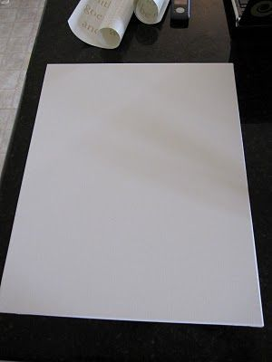 Shannon Makes Stuff How To Prepare Canvas For Vinyl Decals - Can i put a wall decal on canvas