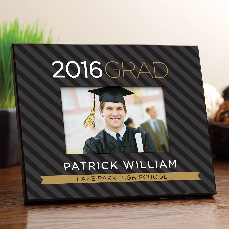 personalized graduation frame graduation occasion personalized