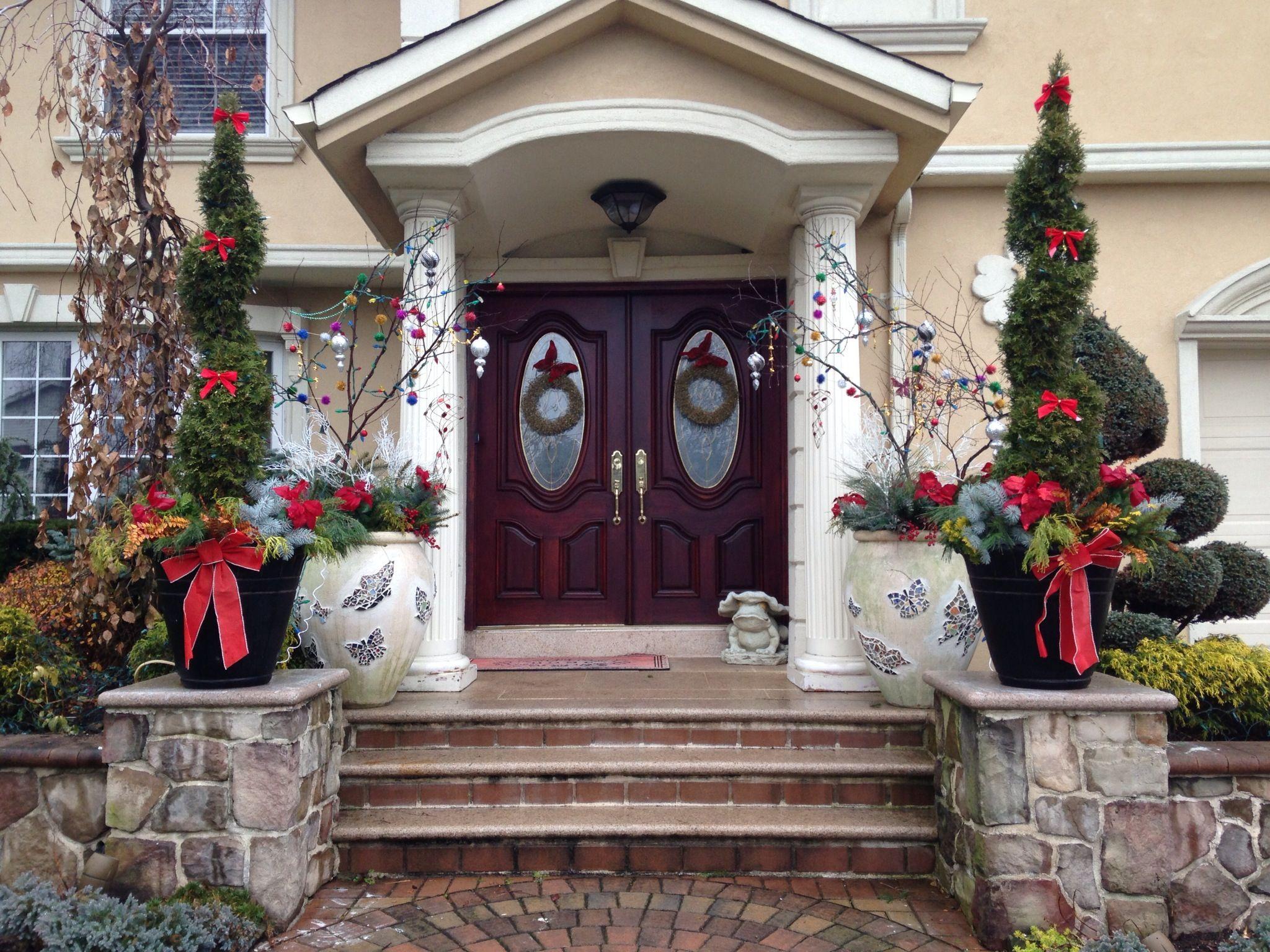 Outdoor decoration christmas decoration pinterest decoration