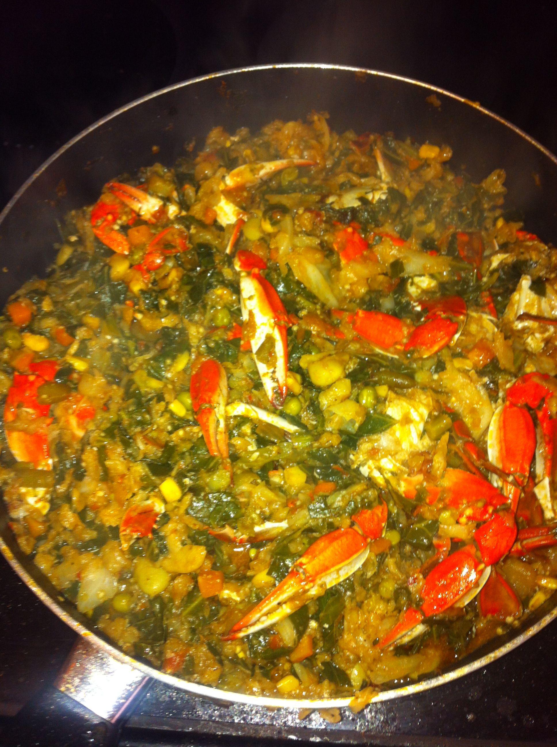 Haitian Food Legume Haitian Legume | Haiti...