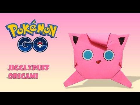 Youtube Pokemon Pinterest Origami Youtube And Diy Origami