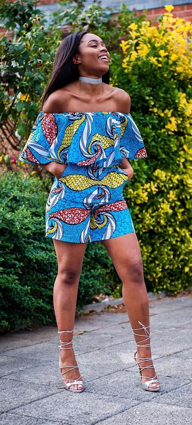 30 Awesome Ankara Styles You Need to Try Right Now [2020]