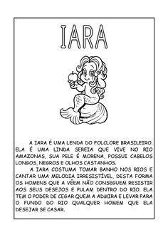 Alfabetizando Com Monica E Turma Lendas Brasileiras Alfabeto