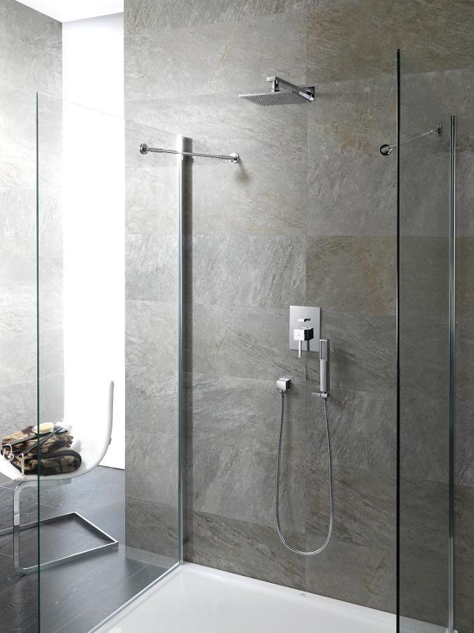 Nk Logic Square Rain Shower Head Rain Shower Heads Badezimmer Bader Ideen Bad