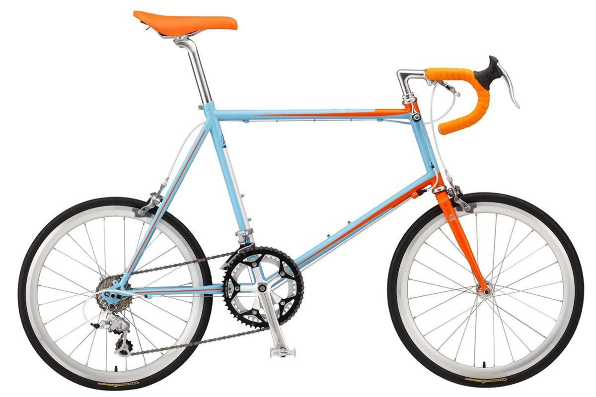 Fuji Alloy Mini Pump Bike