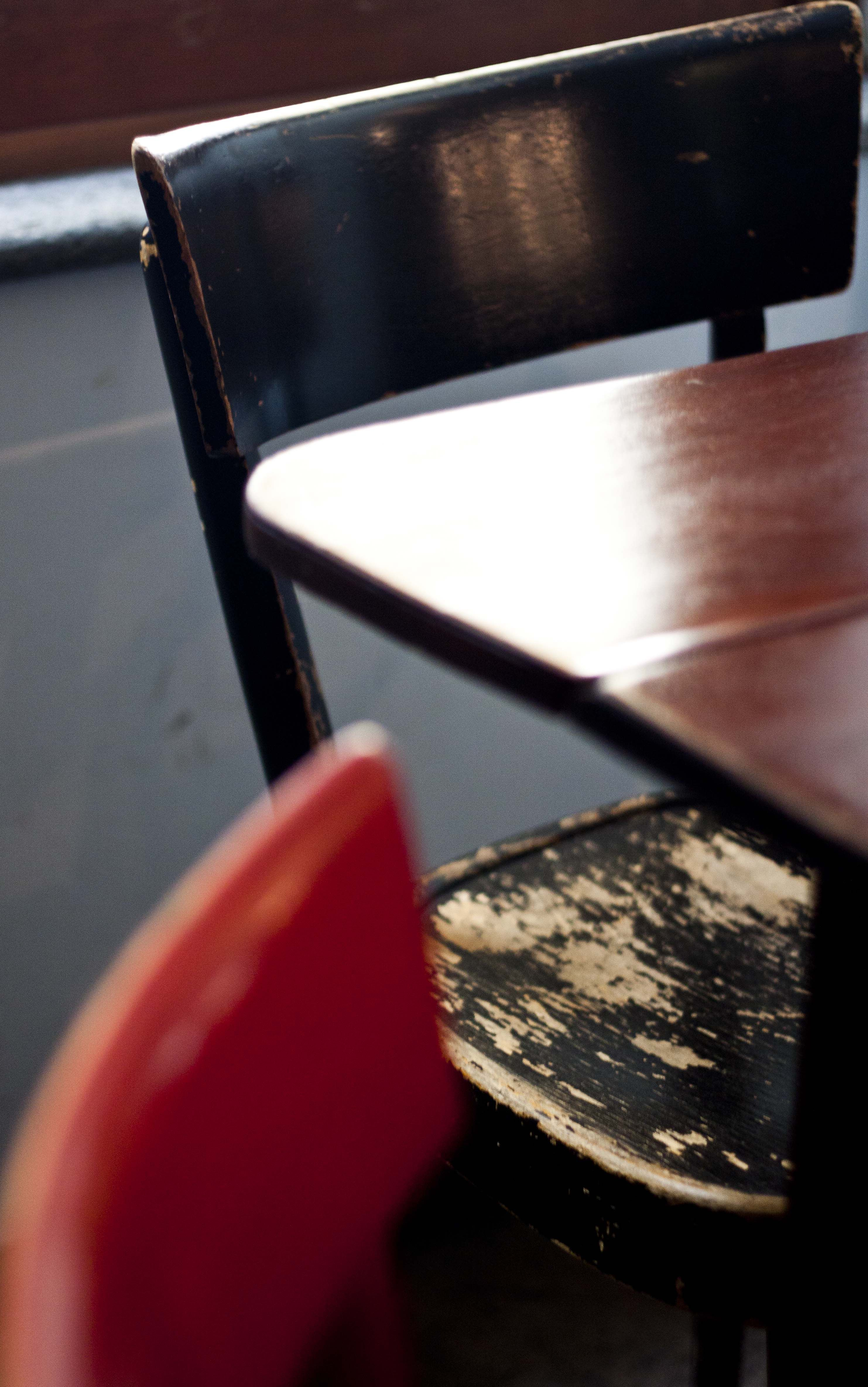 Scratched Chairs @ 3Galli (Turin - Italy)