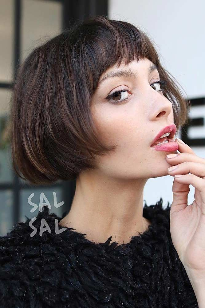18 Trendy Ideas To Flaunt With Modern Pageboy Haircut Hair And