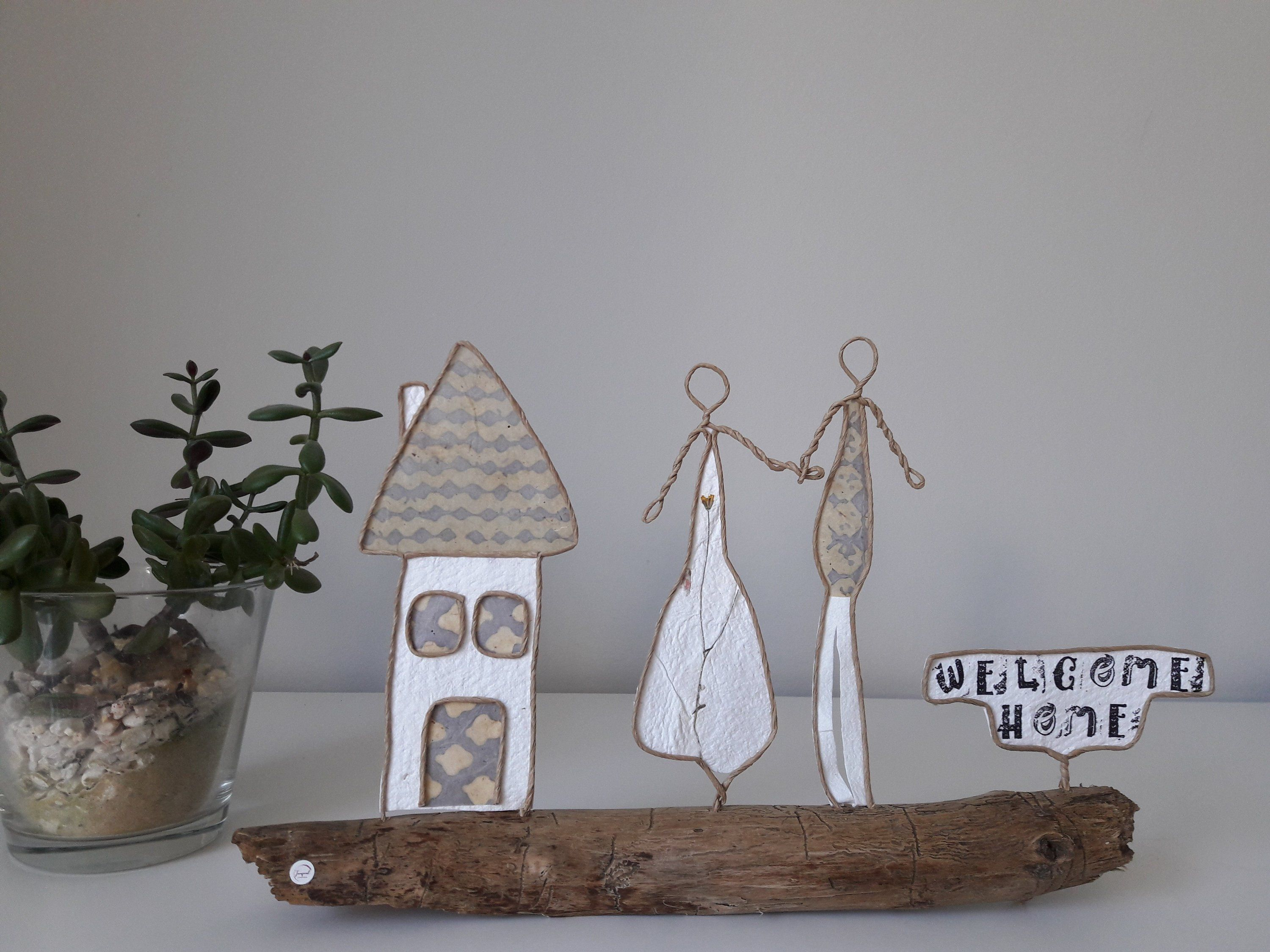 Paper Wire Figurines The Perfect Gift To Move In Beautiful