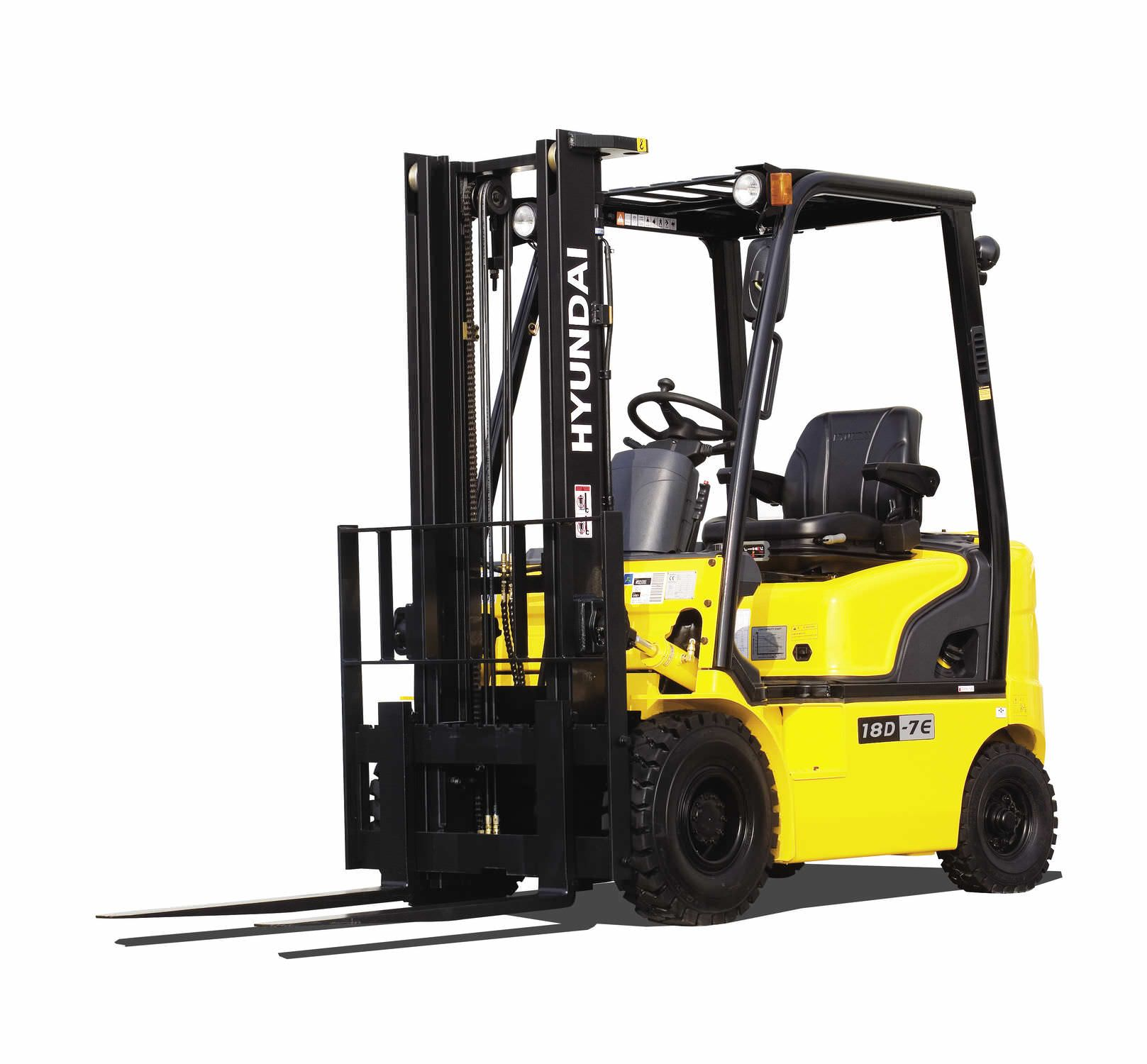 Click on image to download HYUNDAI FORKLIFT TRUCK HDF50-3 / HDF70-3 SERVICE  REPAIR MANUAL