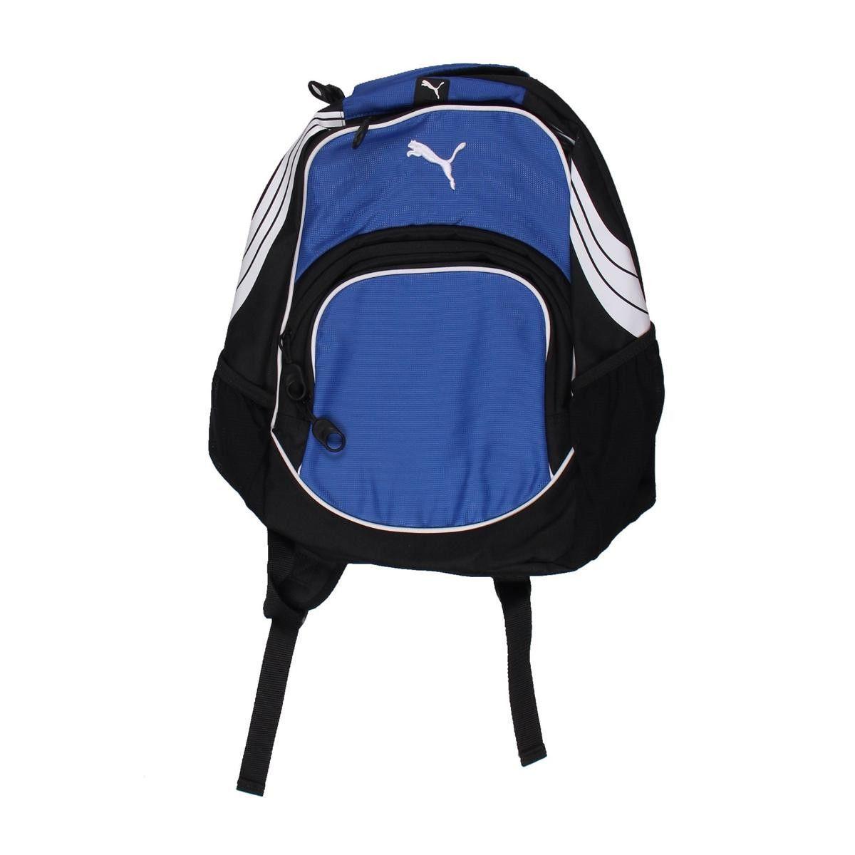 Puma Textured Logo School Backpack