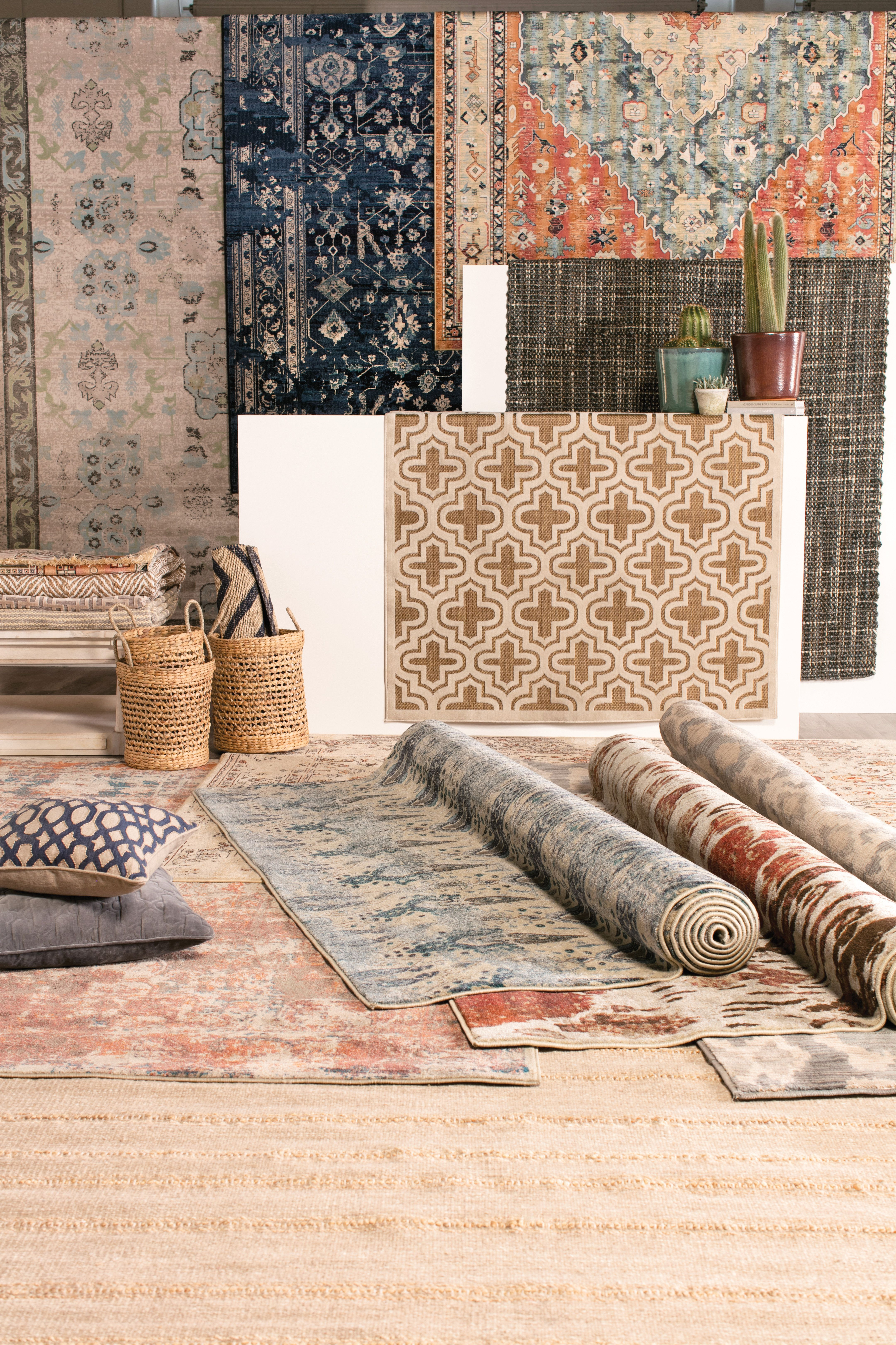 Multi Colored Area Rugs In Old World Patterns And Textures Find Area Rugs In Every Color Size At Living Spaces Rugs Rugs Rugs In Living Room Living Spaces