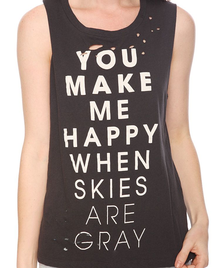 Make Me Happy Top  from Forever 21