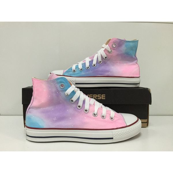 converse factory$29 on Galaxy converse, chaussures Galaxy  Galaxy converse, Galaxy shoes