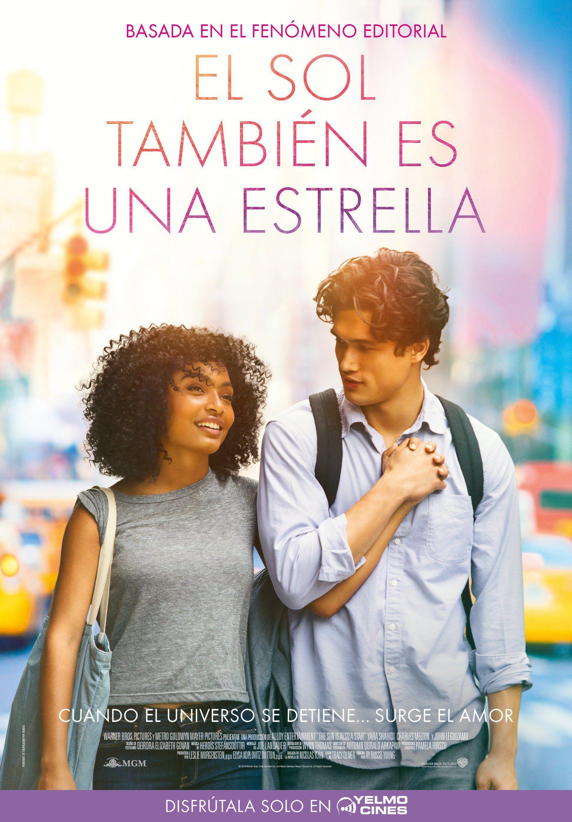 El Sol Tambien Es Una Estrella Peliculas Para Jovenes Peliculas Romanticas En Netflix Peliculas De Adolecentes