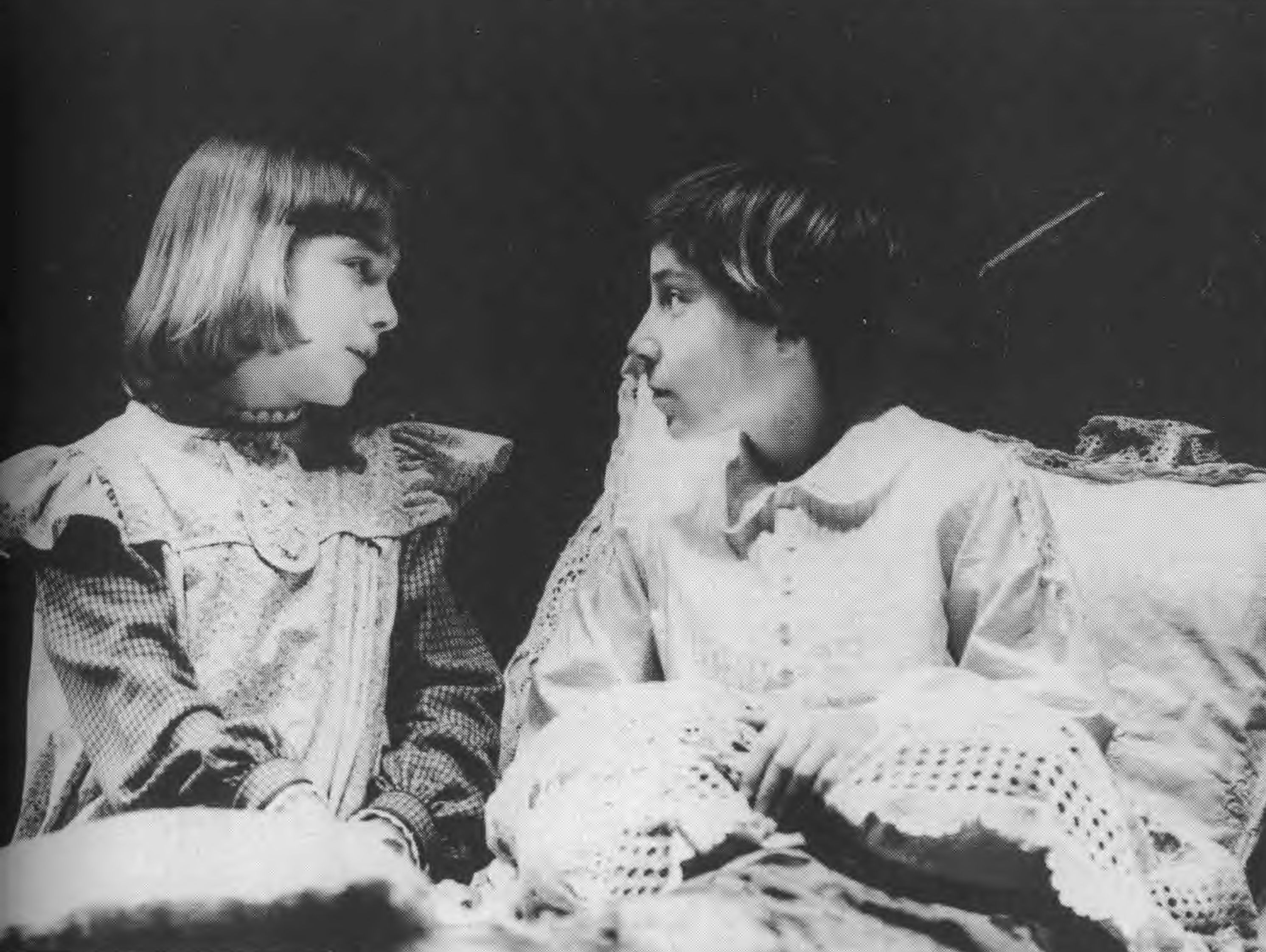 Daisy Eagan U0026 John Babcock In The Secret Garden (Broadway, 1991)