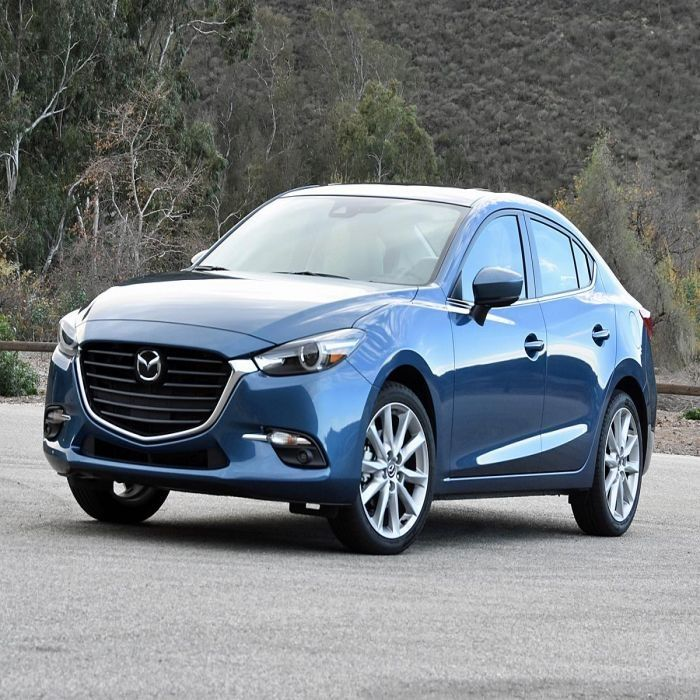 2019 Mazda3 I Touring Spy Shoot