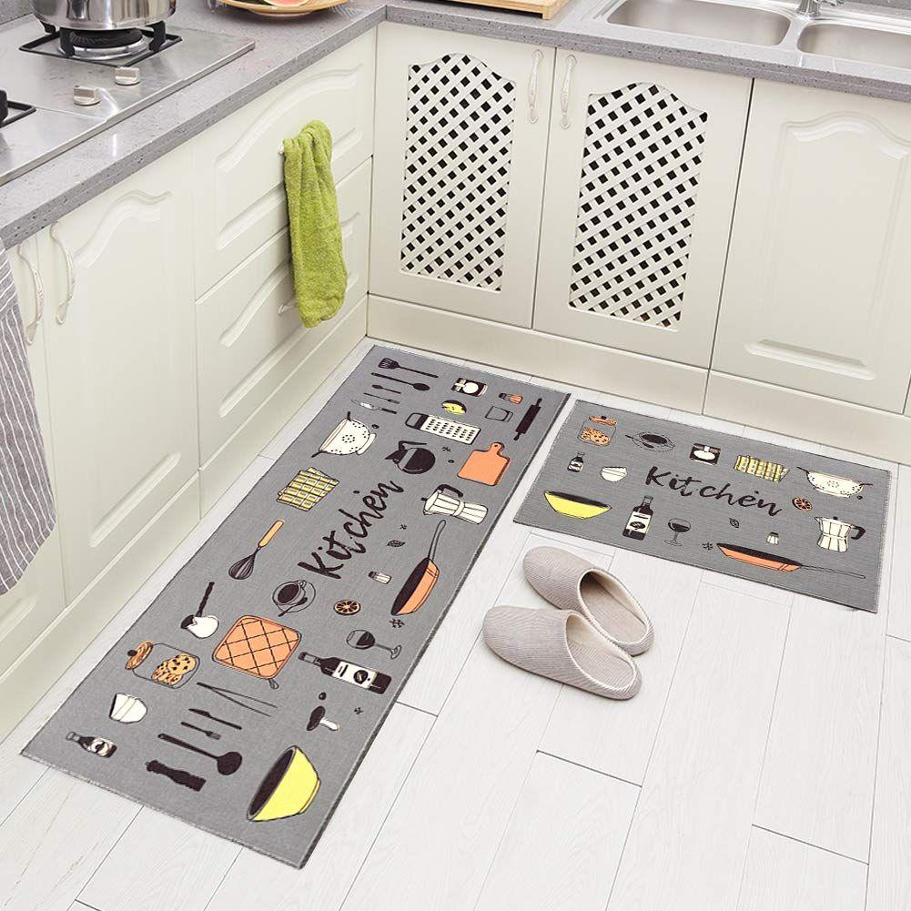 Kitchen Rug Tpr Anti Slip Backing