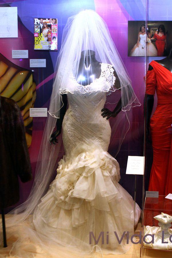 I Want Jenni Rivera S Wedding Dress That Special Day