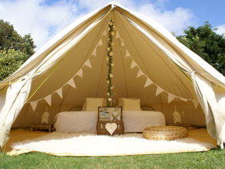 Bell Tent Wedding Hire - Sussex Kent u0026 The Cotswolds & Bell tent weddings - brighton based bell tent hire. Pretty picnic ...