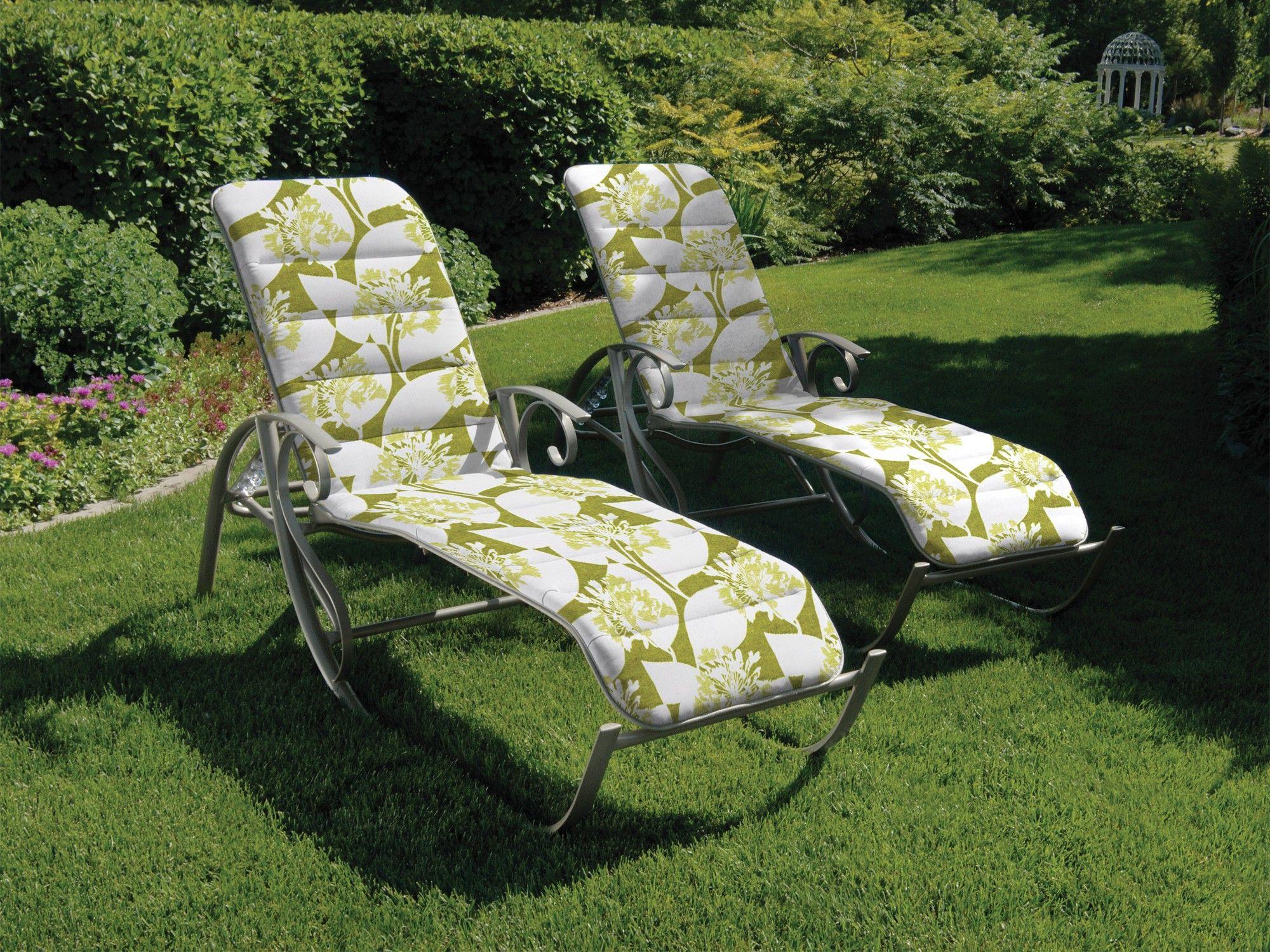 Kensington Ii Pool Sling Steel Lounge Set Homecrest Outdoor Living Made In Usa Rattan Furniturefurniture