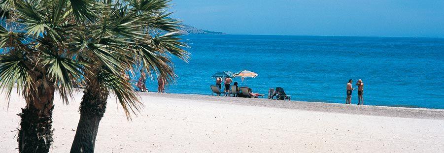 Benicasim Beach Benicasim Oropesa Del Mar Fotos