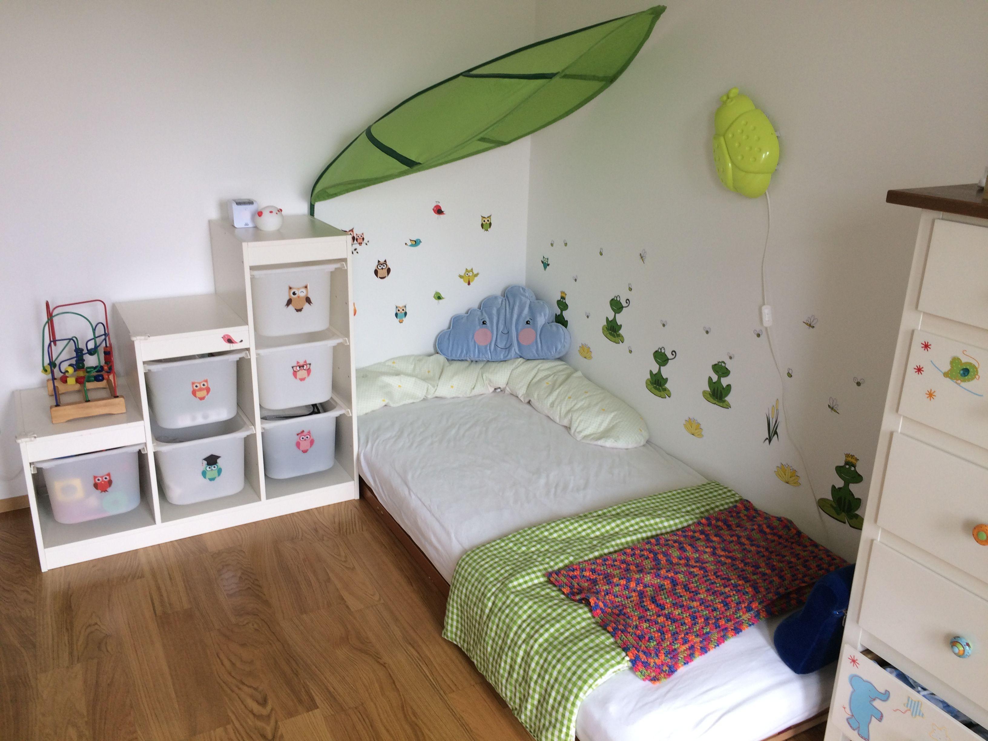 Floorbed, Matratzenbett für Kleinkind kinderzimmer