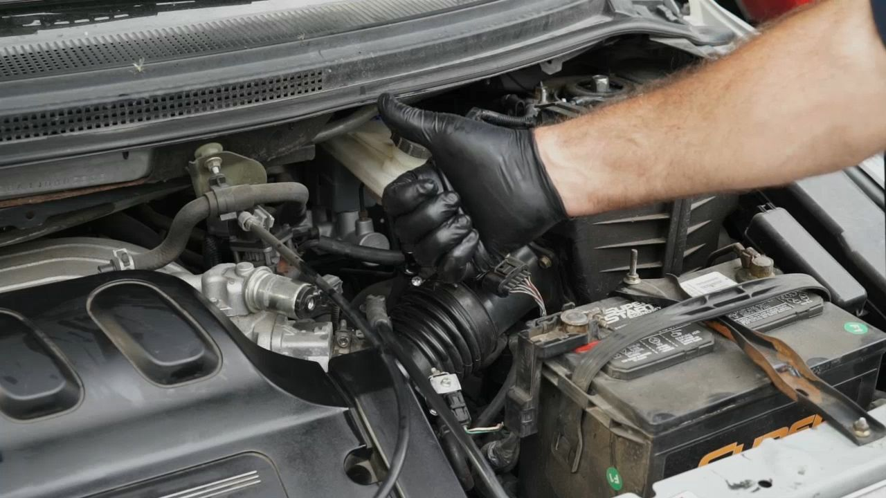 Check and add fluid to your automatic transmission