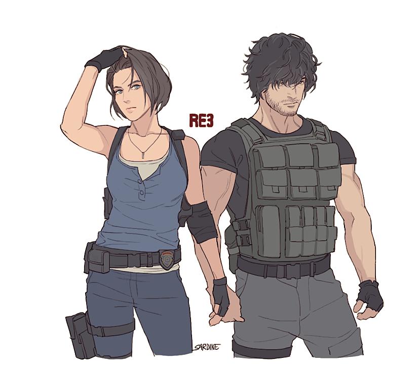 Woo Hoo Another Remake Resident Evil Anime Resident Evil