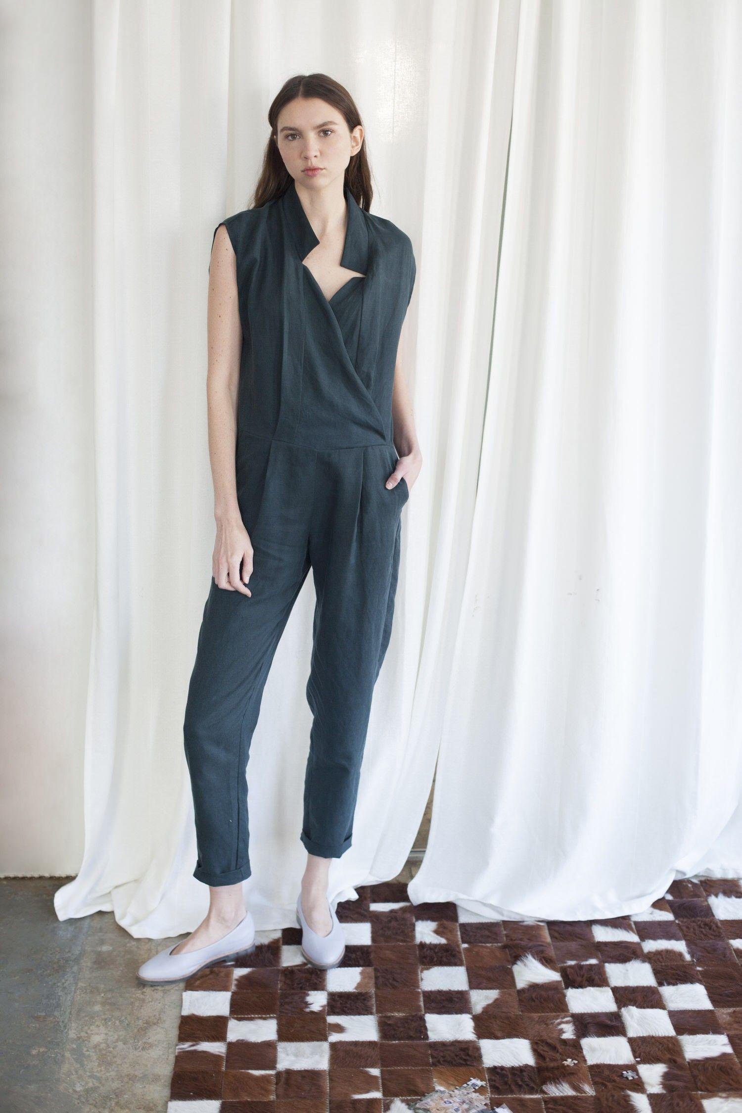 Bespokery | Jeelong Jumpsuit Pattern & Kit | costura | Pinterest ...
