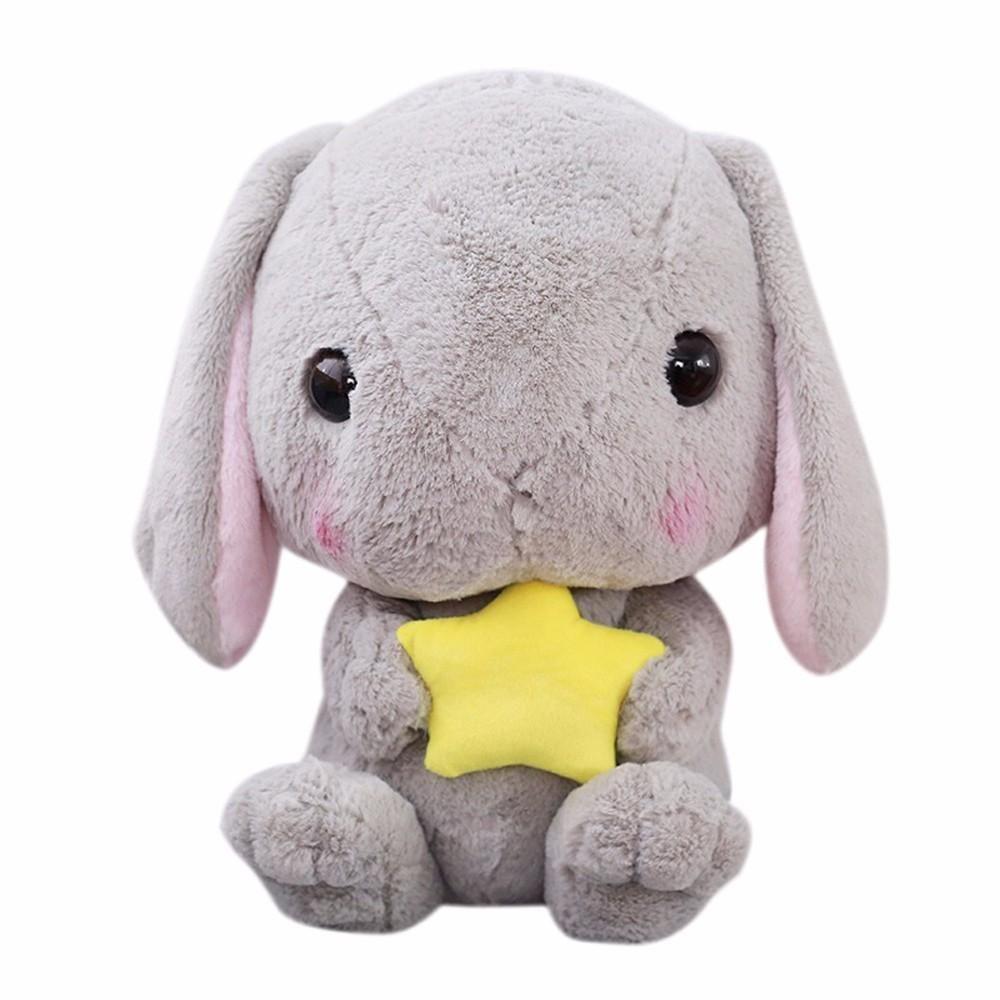 Sweetie Bunny Plushie 4 Styles Available Rabbit Plush Animal Dolls Kawaii Plush [ 1000 x 1000 Pixel ]