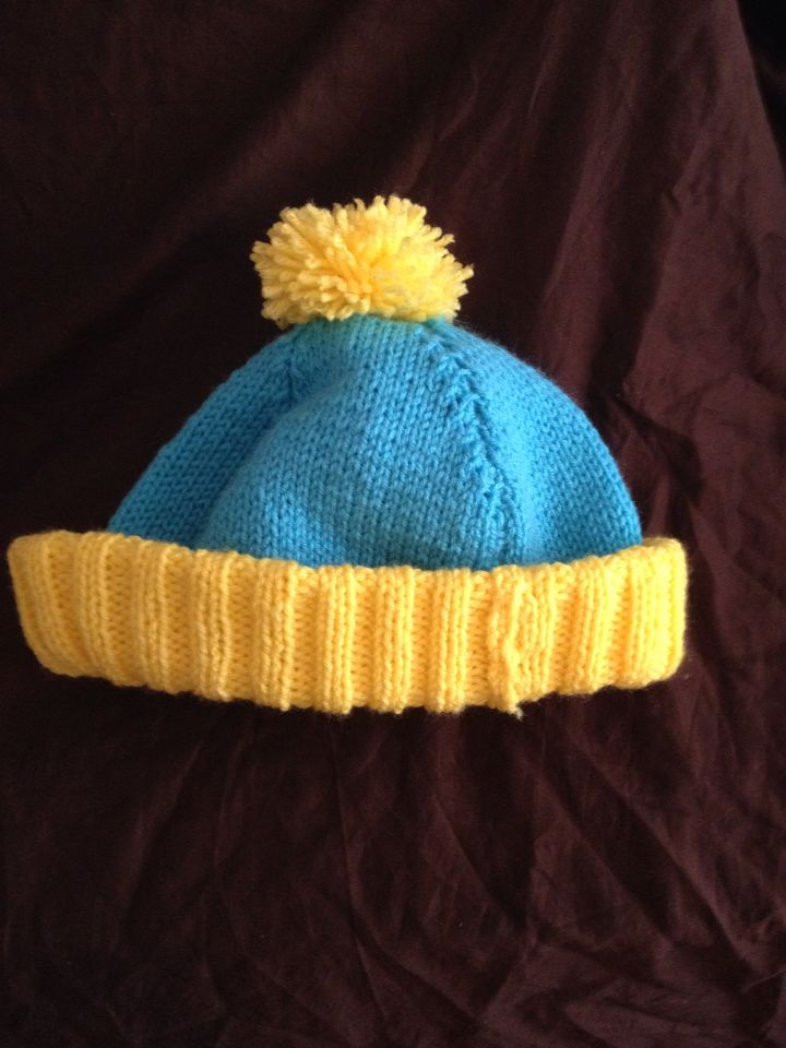 Cartman replica hat
