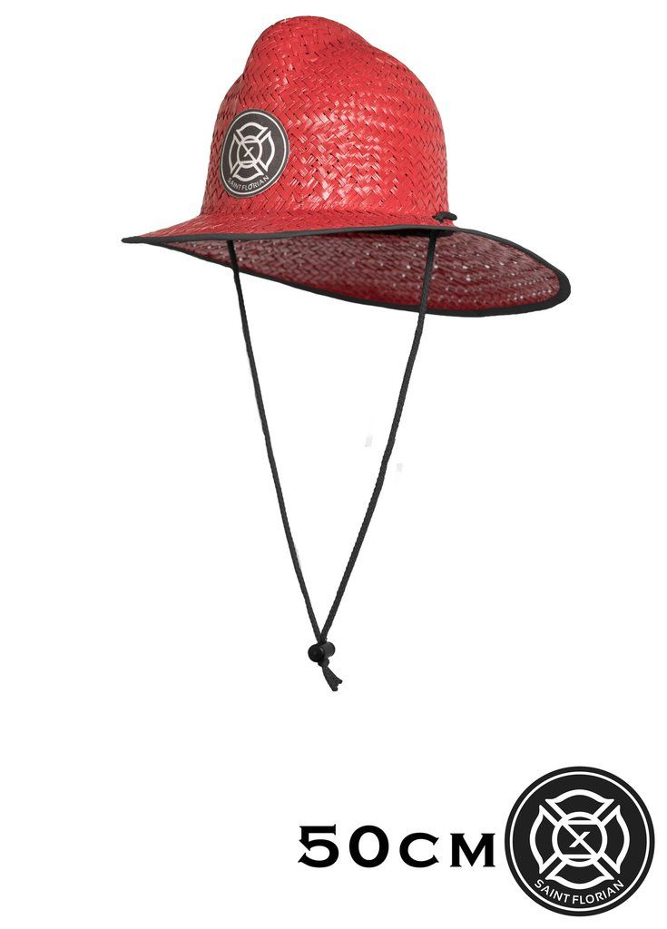 Pin On Straw Firefighter Hats