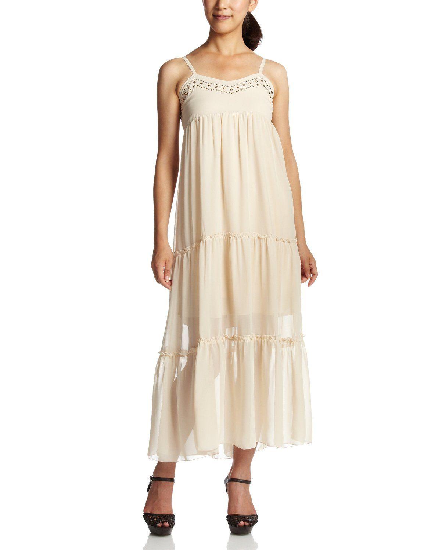 Amazon.co.jp: (スカイボンバー)SKYBOMBER 襟刳ホットフィット付マキシ: 服&ファッション小物通販