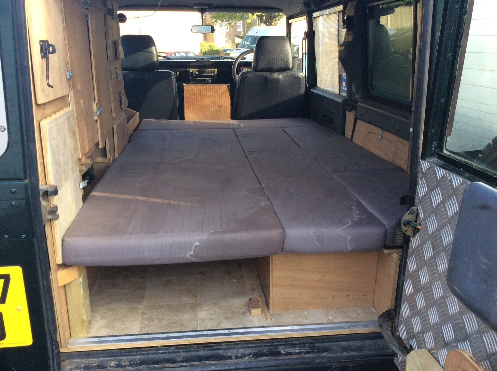Landrover Defender 110 Overland Camper Ebay Land Rover