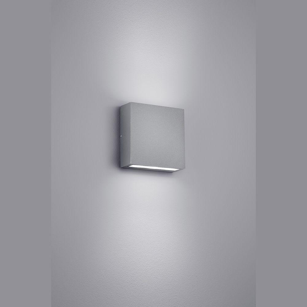 Aussen Wandleuchte Mit Led Fur Die Hausfassade Smart Light Wandleuchte Hausfassade Lampen Aussen