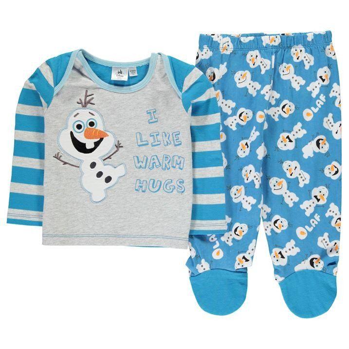 d96259fbf Disney Baby Frozen Olaf Pyjama Set